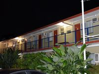 This is a compilation of photos of the oustide of our motor inn